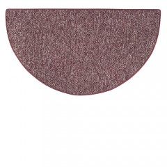 Goods of the Woods Celebration Firewood Half Round Berber Hearth Rug - 27 in. x 48 in.