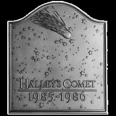 Halley's Comet Fireback