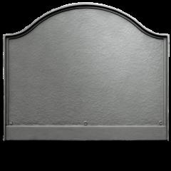 Large Plain Panel Fireback