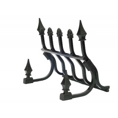 M-5 Gothic Fireplace Grate