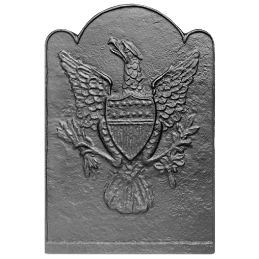Eagle and Shield Fireback