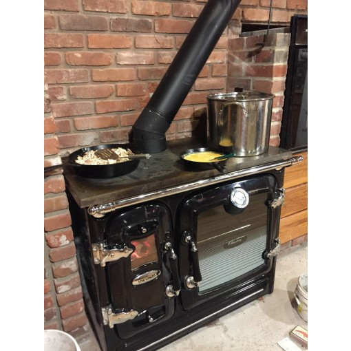 New Brunswick wood cook stove