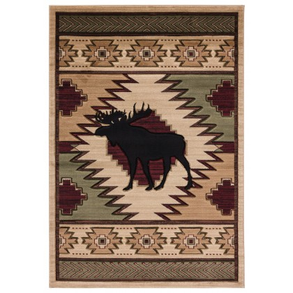 Cabin Moose