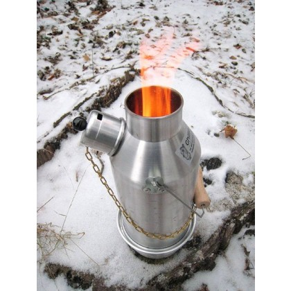 Aluminium Ghillie Camping Kettles
