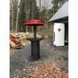 heatflow outdoor wood stove